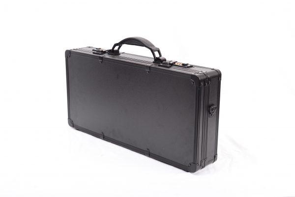 Кейс чемодан для барбера (парикмахера) OKIRO BC 002 (черный) - изображение 6