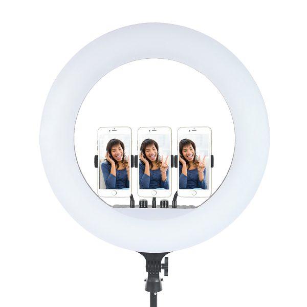 Кольцевая лампа OKIRO LED RING 480 FT 45 - изображение 1