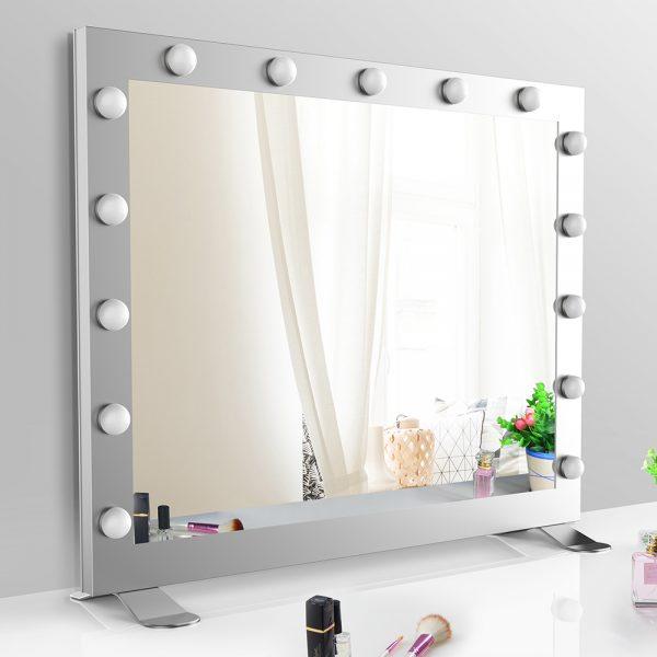 Зеркало гримерное  L611 (белое) - изображение 2