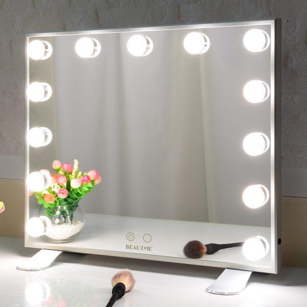 Зеркало гримерное L613 (белое) - изображение 4