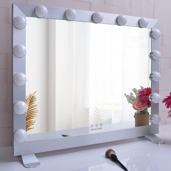 Зеркало гримерное  L611 (белое) - изображение 5