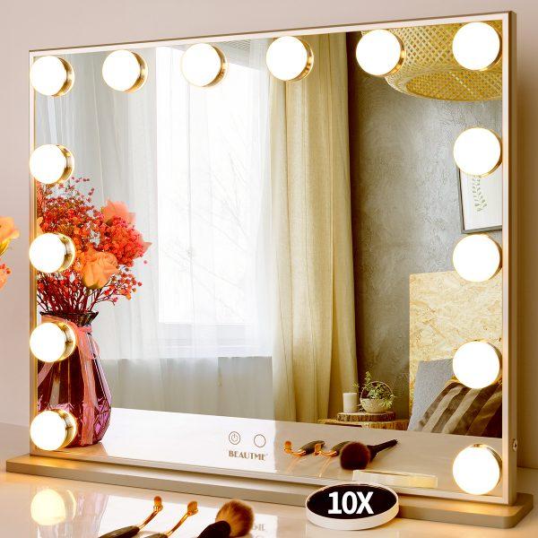 Зеркало гримерное L606H (металлик) - изображение 6