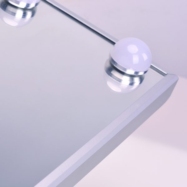 Зеркало гримерное L613 (белое) - изображение 9