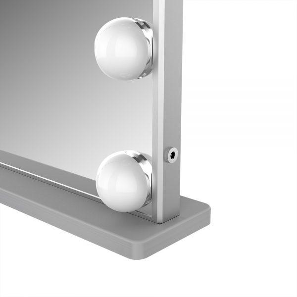 Зеркало гримерное L606H (металлик) - изображение 4