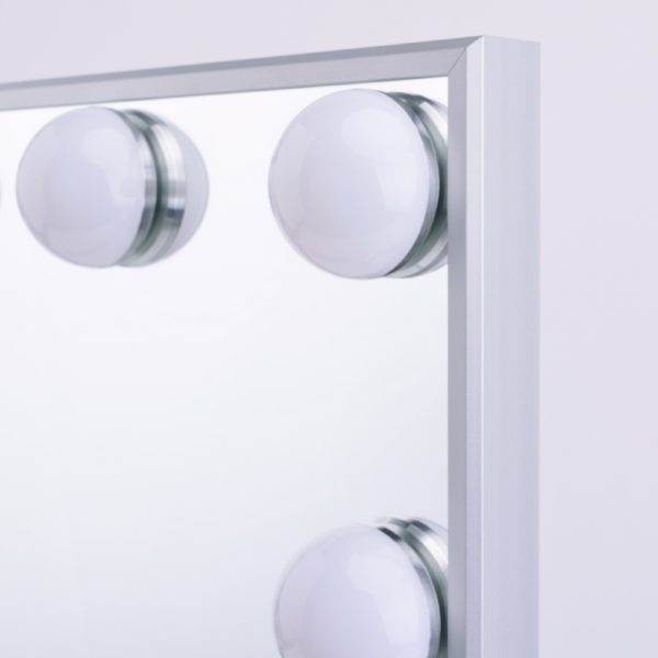 Зеркало гримерное L606H (металлик) - изображение 11