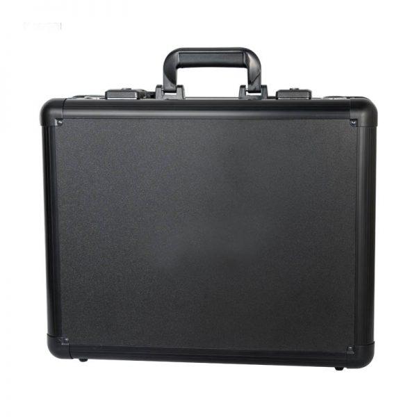 Кейс чемодан для барбера (парикмахера) OKIRO KC-RH01 (черный) - изображение 2
