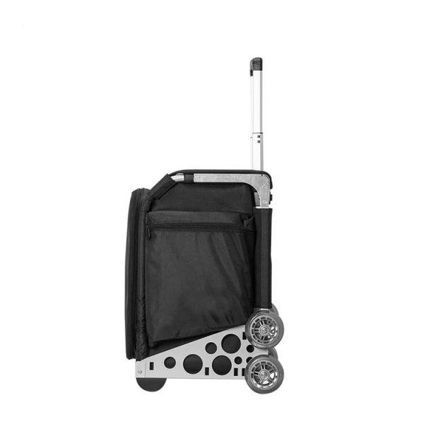 Сумка-чемодан для визажиста, стилиста на колесах OKIRO KC - изображение 4
