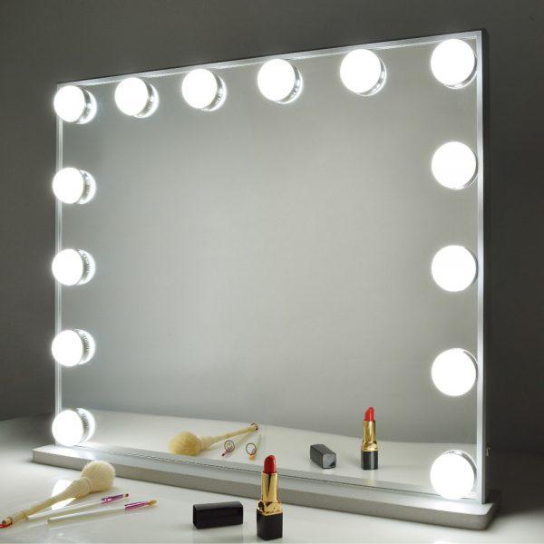 Зеркало гримерное L606H (металлик) - изображение 8