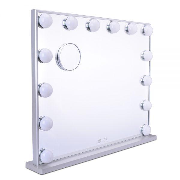 Зеркало гримерное L606H (металлик) - изображение 7