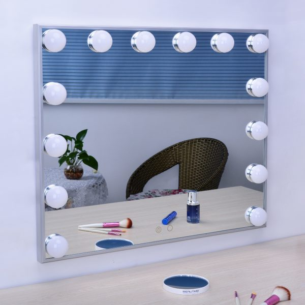 Зеркало гримерное L606H (металлик) - изображение 9