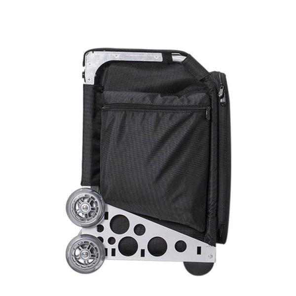 Сумка-чемодан для визажиста, стилиста на колесах OKIRO KC - изображение 3