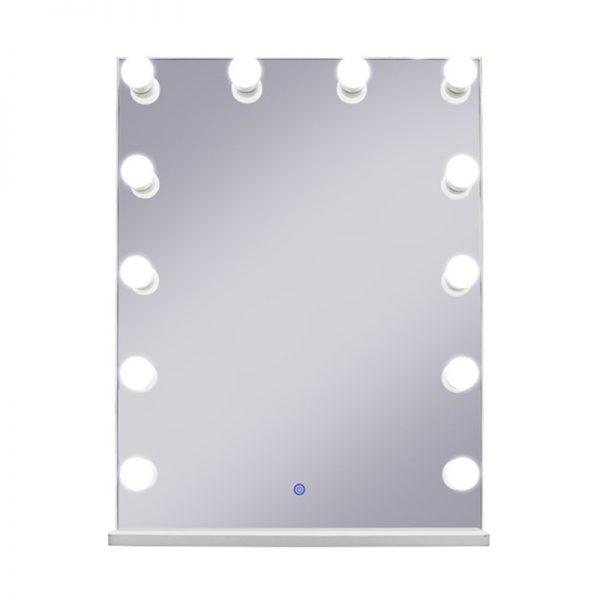 Зеркало гримерное DP315-B (белый) - изображение 1