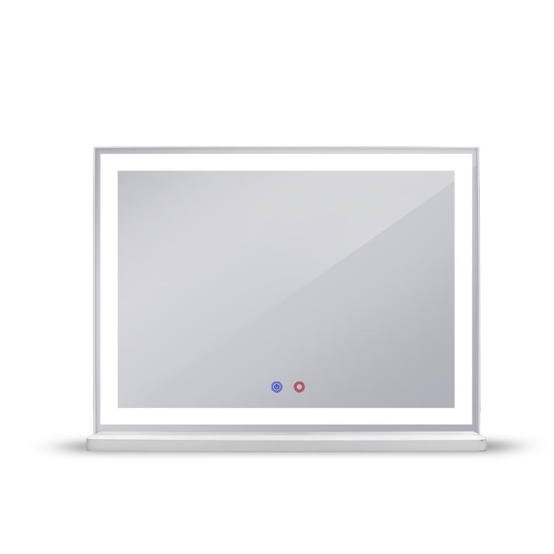 Зеркало гримерное DP315-С (белый) - изображение