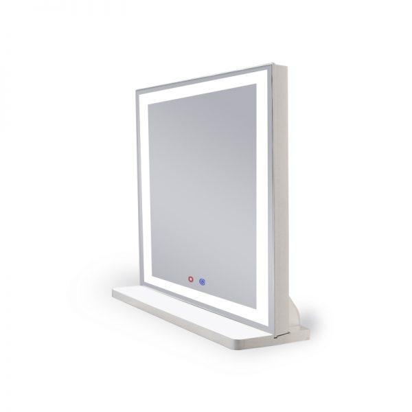 Зеркало гримерное DP315-С (белый) - изображение 2