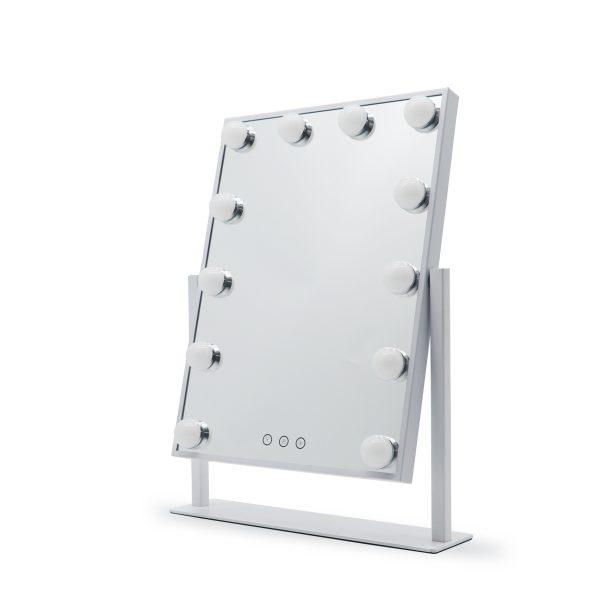 Зеркало гримерное настольное DP330 (молочный) - изображение 2