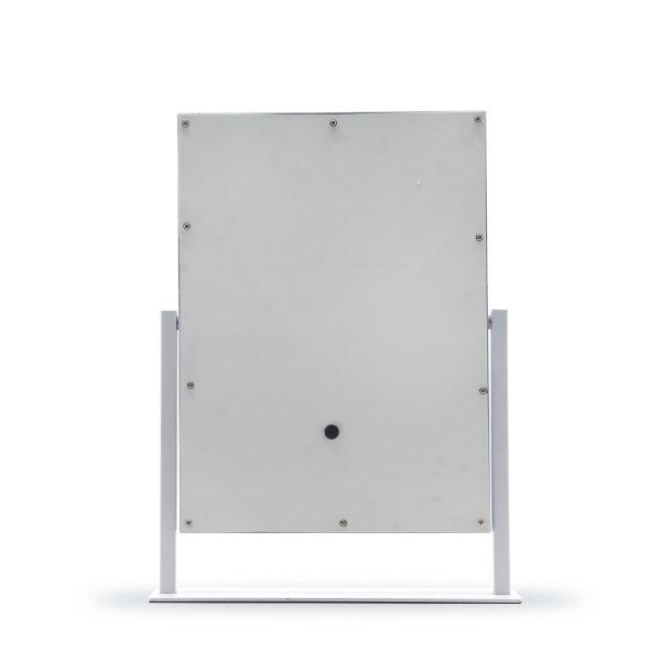 Зеркало гримерное настольное DP330 (молочный) - изображение 4