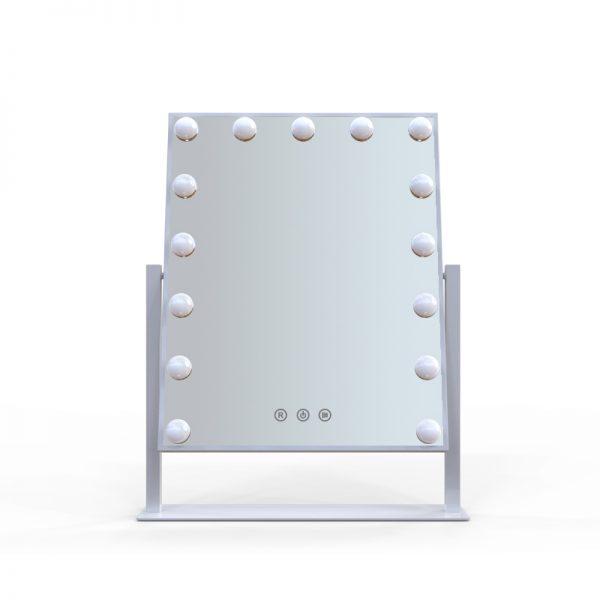 Зеркало гримерное настольное DP332 (белый) - изображение 1
