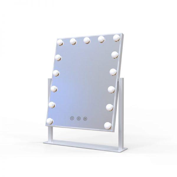 Зеркало гримерное настольное DP332 (белый) - изображение 2