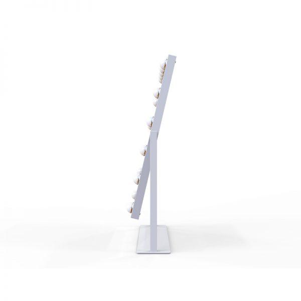 Зеркало гримерное настольное DP332 (белый) - изображение 3