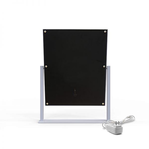 Зеркало гримерное настольное DP332 (белый) - изображение 4