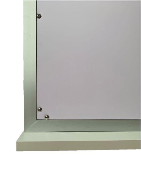 Зеркало гримерное DP357 (белый) - изображение 3