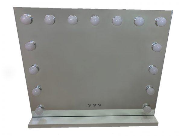Зеркало гримерное DP357 (белый) - изображение 5