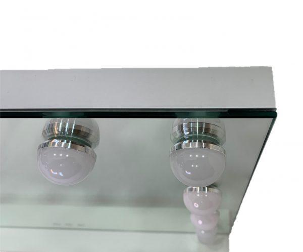 Зеркало гримерное DP357 (белый) - изображение 6