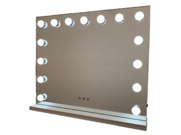 Зеркало гримерное DP357 (белый) - изображение 1