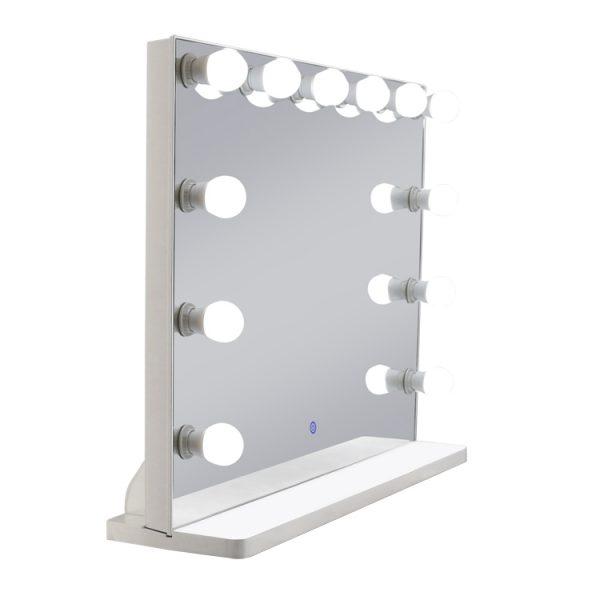 Зеркало гримерное DP315-А (белый) - изображение 5