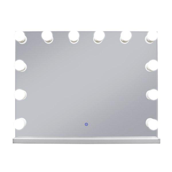 Зеркало гримерное DP315-А (белый) - изображение 1