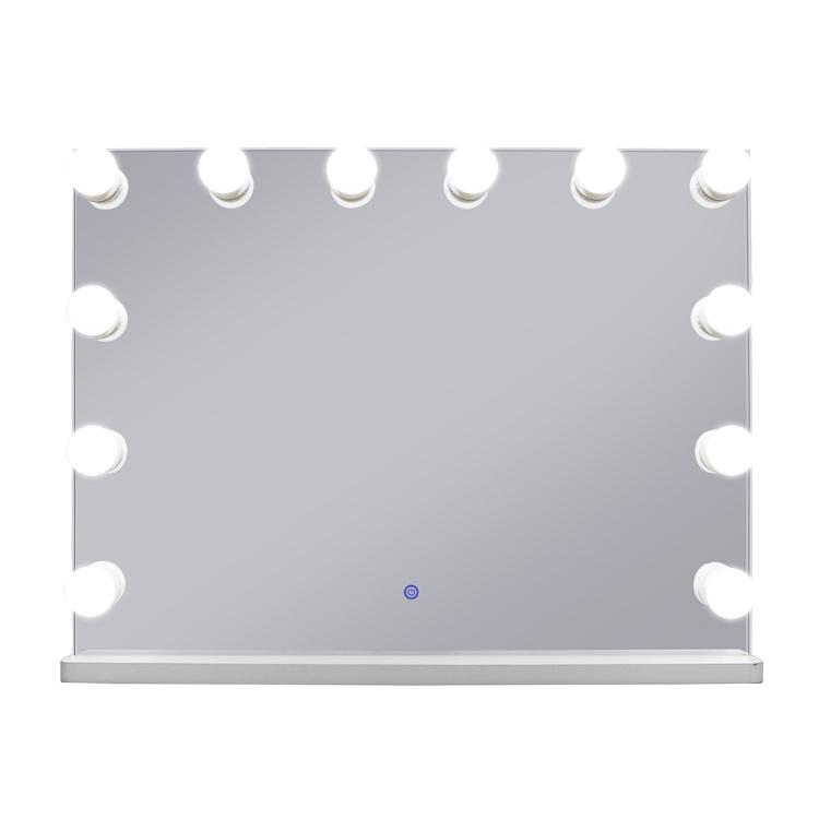 Зеркало гримерное DP315-А (белый) - изображение