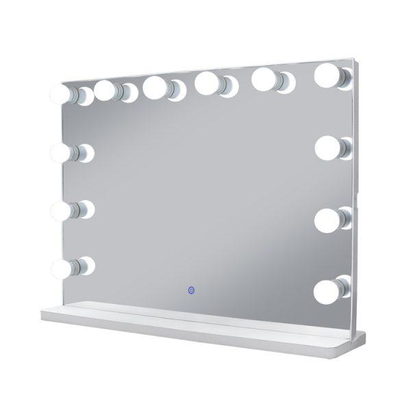 Зеркало гримерное DP315-А (белый) - изображение 4