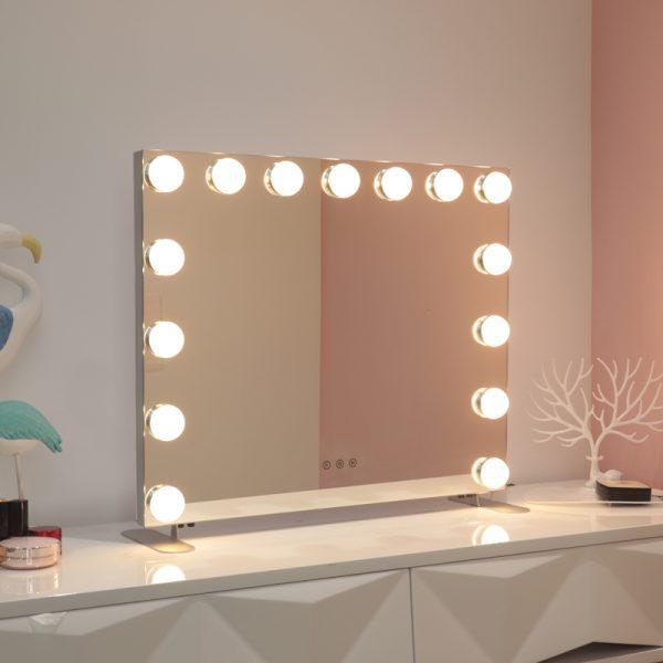 Зеркало гримерное DP358 (металлик) - изображение 6