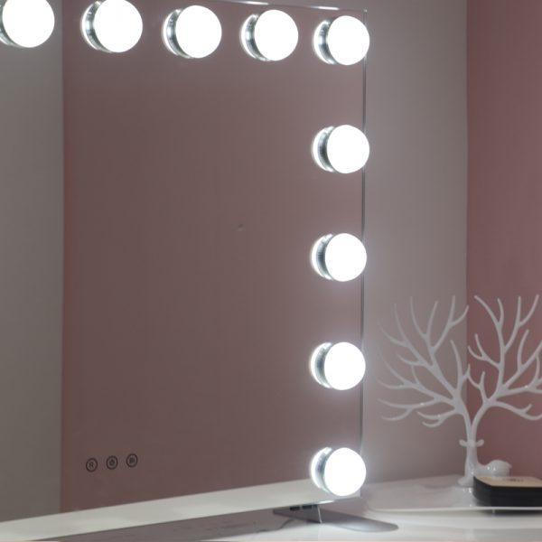 Зеркало гримерное DP358 (металлик) - изображение 7
