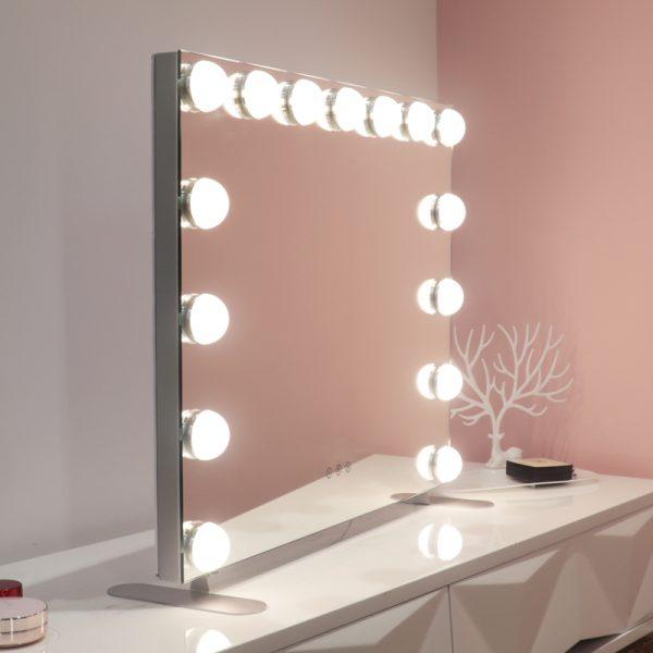 Зеркало гримерное DP358 (металлик) - изображение 5