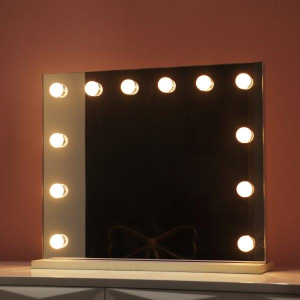 Зеркало гримерное DP334 (белый) - изображение 6