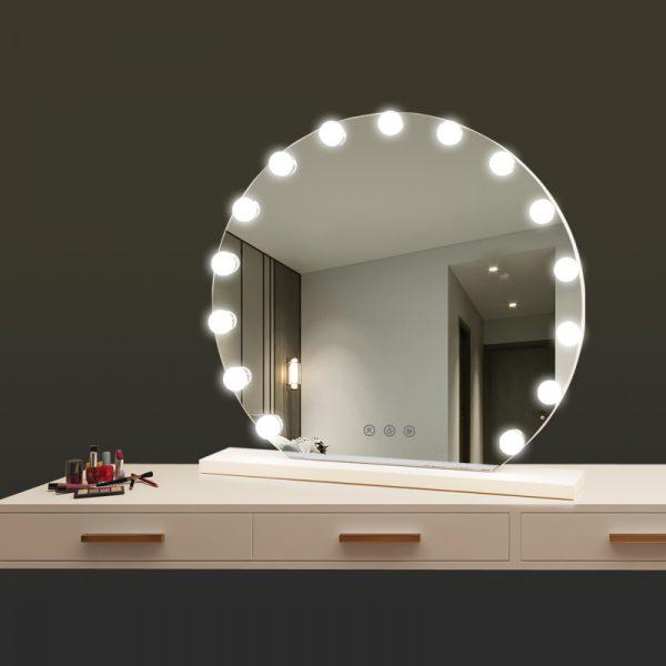 Зеркало гримерное DP355 (белый) - изображение 6