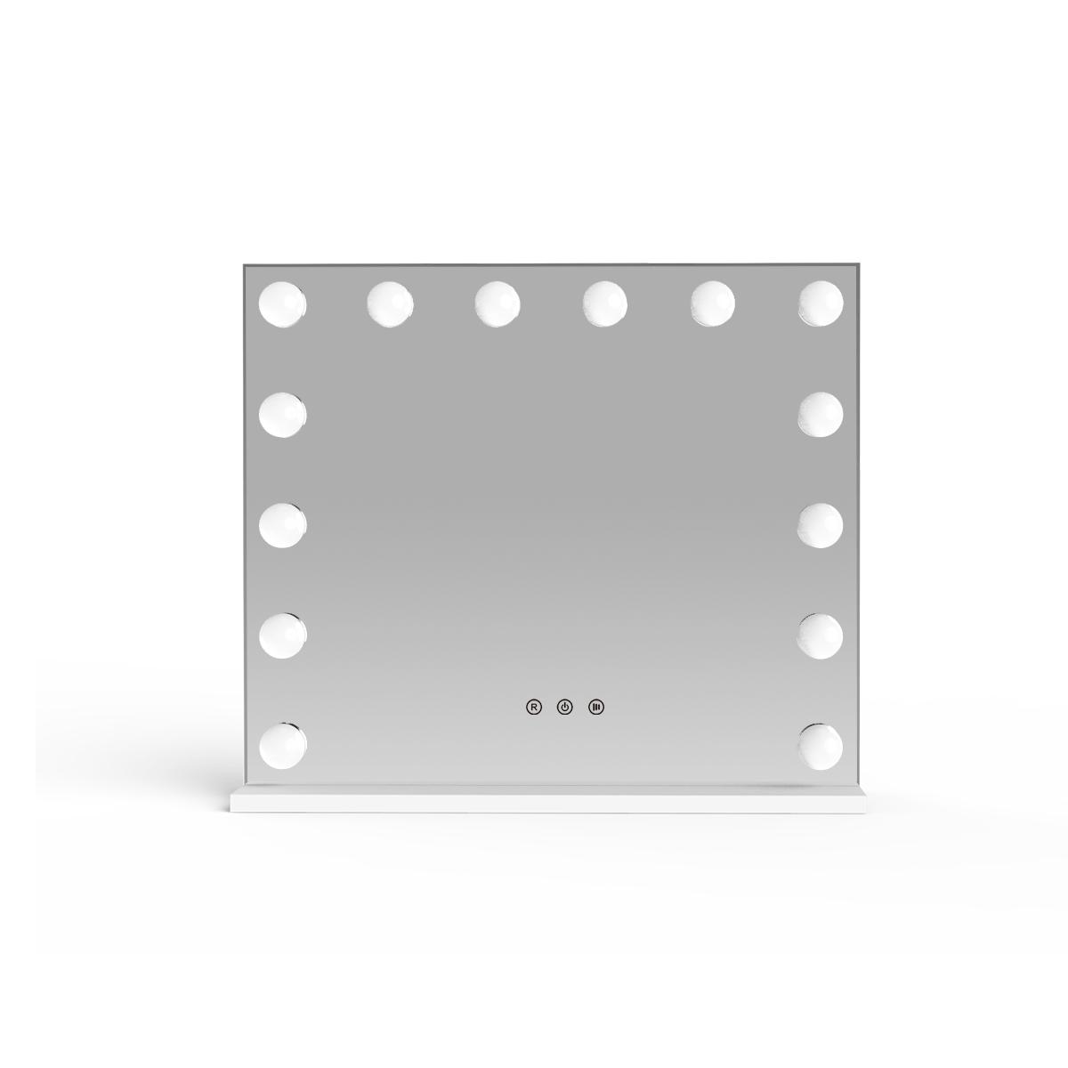 Зеркало гримерное DP336 (металлик) - изображение