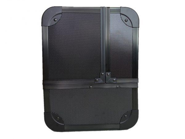 Бьюти кейс для косметики OKIRO MC 074 (черный) - изображение 2