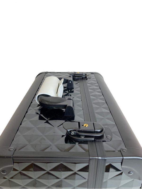 Бьюти кейс для визажиста OKIRO CWB 6350 черный бриллиант - изображение 2