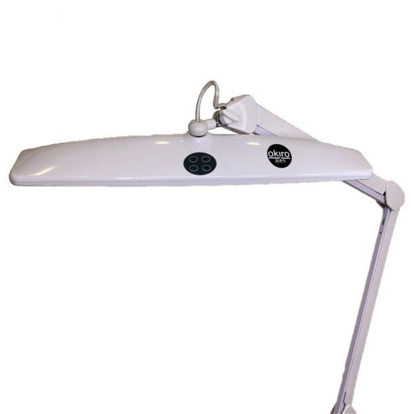 Лампа настольная светодиодная OKIRO LED 84 - 8015 U - изображение 6