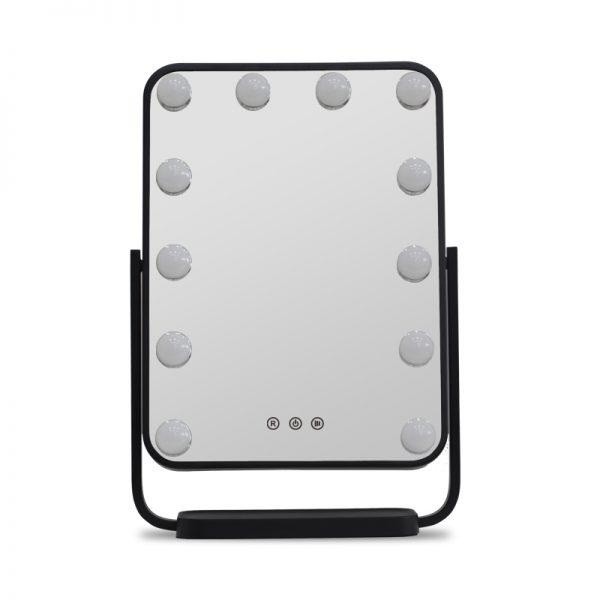 Зеркало гримерное настольное DP330 А (черное) - изображение 1