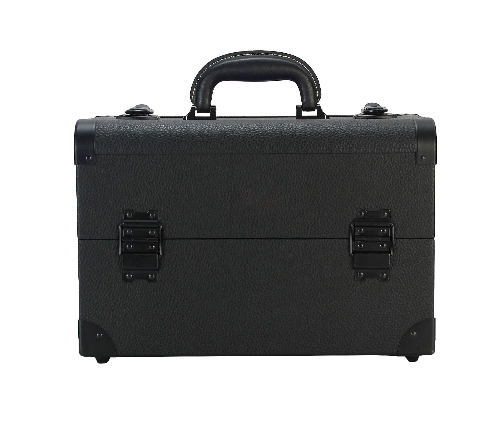 Бьюти кейс для визажиста MC 3622 (черный) - изображение