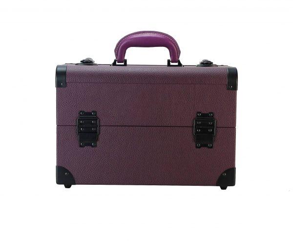 Бьюти кейс для визажиста MC 3622 (фиолетовый) - изображение 1