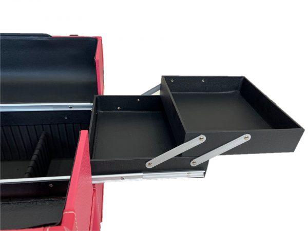Бьюти кейс для визажиста MC 3622 (розовый) - изображение 5