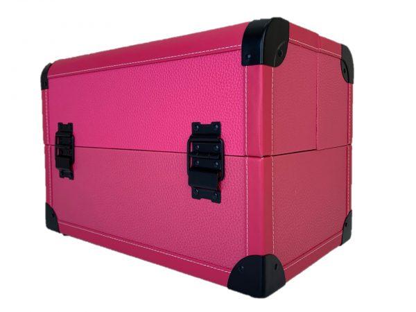 Бьюти кейс для визажиста MC 3622 (розовый) - изображение 4