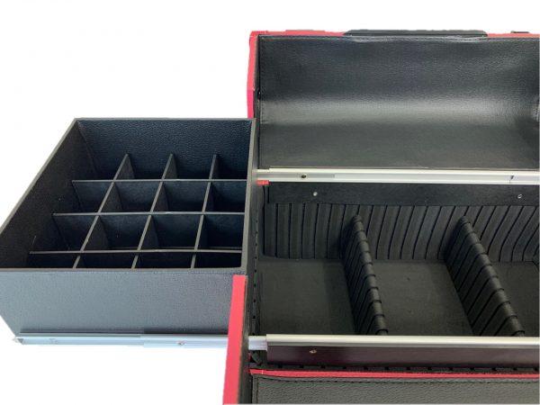 Бьюти кейс для визажиста MC 3622 (розовый) - изображение 6