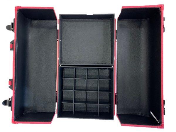 Бьюти кейс для визажиста MC 3622 (розовый) - изображение 7