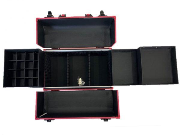 Бьюти кейс для визажиста MC 3622 (розовый) - изображение 8