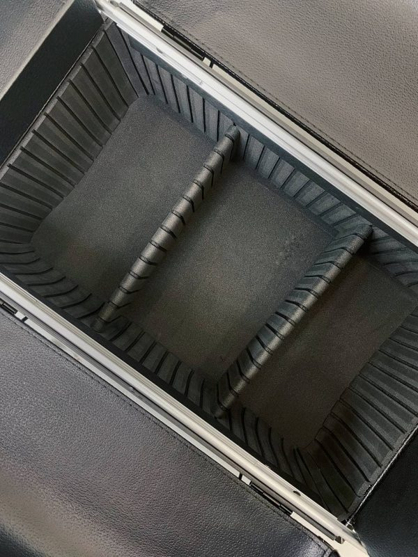 Бьюти кейс для визажиста MC 3622 (черный) - изображение 7